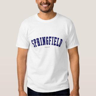 Springfield Shirts