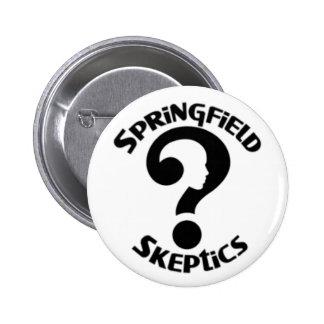 Springfield Skeptics Logo Button