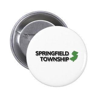 Springfield Township New Jersey Buttons