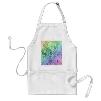 Spring's Mother Apron