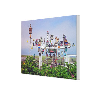 Springtime at Damon's Point Gallery Wrapped Canvas