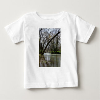 Springtime At Finley Baby T-Shirt