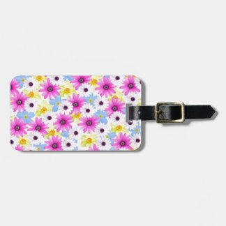 springtime bag tag