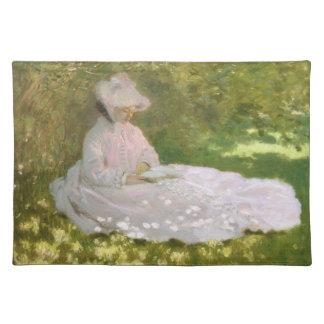 Springtime by Claude Monet Placemat