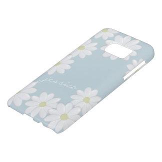 Springtime Daisy Samsung Galaxy S7 Personalised