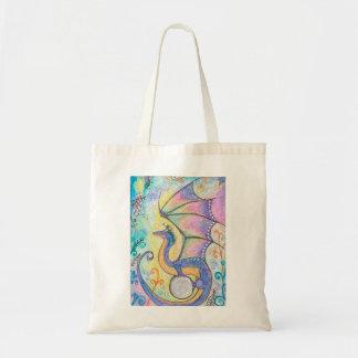 Springtime Dragon Tote Bag