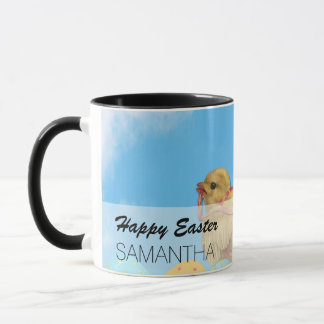 Springtime Easter Chicks Mug