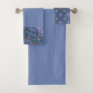 Springtime Floral Bath Towel Set