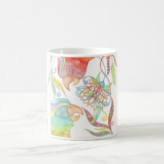 Springtime in Amazonia colourful mug