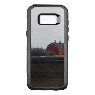 Springtime Red Barn OtterBox Commuter Samsung Galaxy S8+ Case