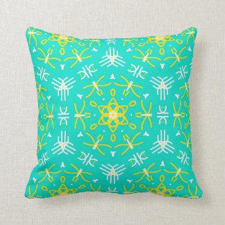 Springtime sun cushion