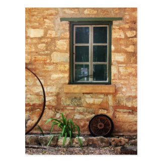 Springvale Window Postcard