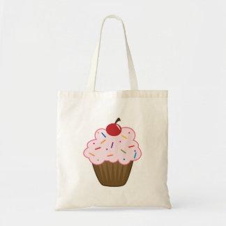 Sprinkle Cupcake Budget Tote Bag