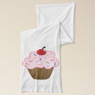 Sprinkle Cupcake Scarf