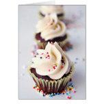 Sprinkle Cupcakes Greeting Card