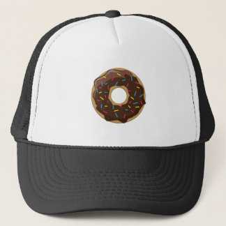 Sprinkle Donut Trucker Hat