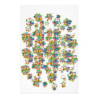 SPRINKLED Jewels Graphics: SIGNATURE Art by NAVIN Custom Stationery