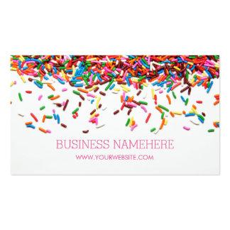 Sprinkles Business Cards