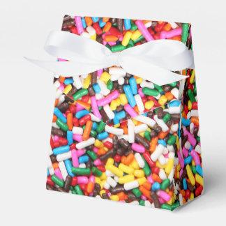 Sprinkles Favor Box