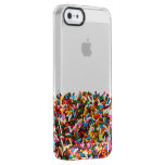 Sprinkles iPhone 5/5S Clear Case Uncommon Clearly™ Deflector iPhone 5 Case