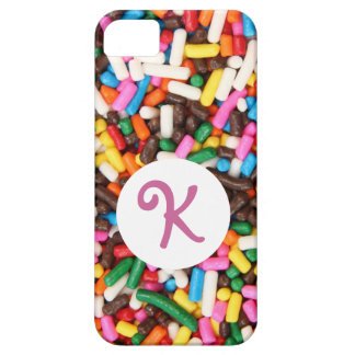 Sprinkles Monogrammed iPhone 5 Case