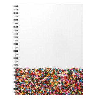 Sprinkles Notebook