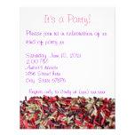 Sprinkles party invitation