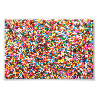 Sprinkles Photo Print