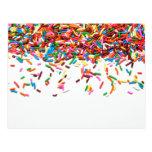 Sprinkles Post Card