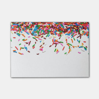 Sprinkles Post-it® Notes
