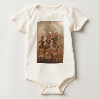 Sprit_of_'76 Baby Bodysuit