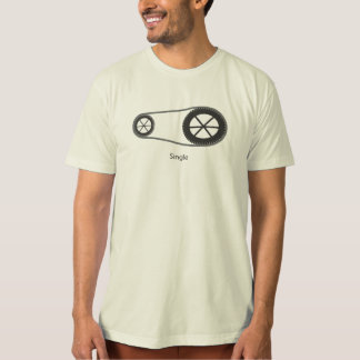 Sprocket Single Speed T-Shirt