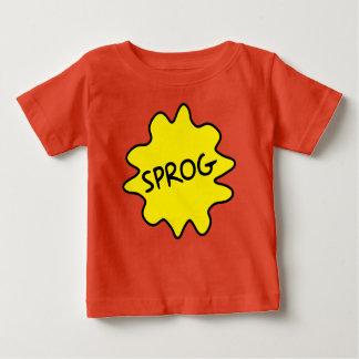 Sprog, British Slang Baby Tee Shirt
