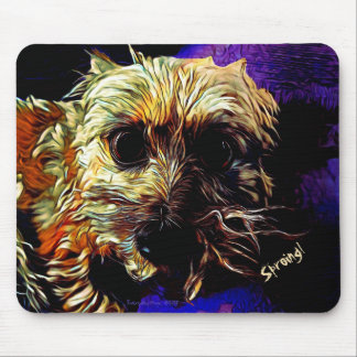 Sproing! Rectangular Mouse Pad