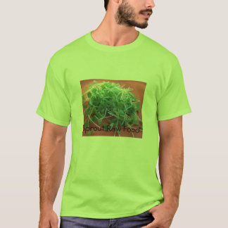 Sprout Raw Food T-Shirt
