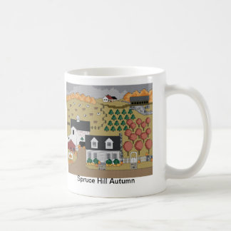 Spruce Hill Autumn Coffee Mug