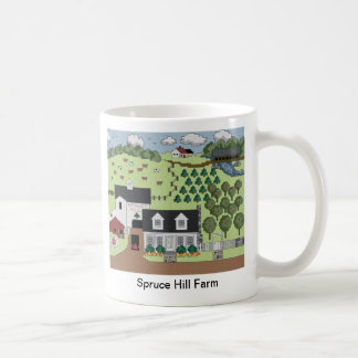 Spruce Hill Farm Coffee Mug