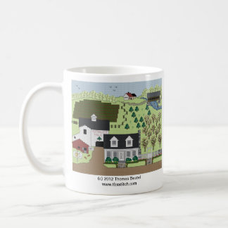 Spruce Hill Springtime Coffee Mug