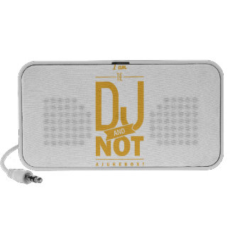 Spruch_DJ_mono png Portable Speakers