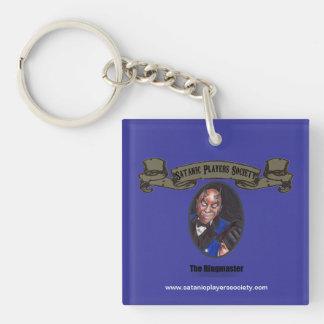 SPS Ringmaster Keychain