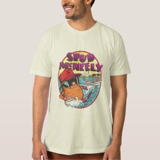Spud McNeely-Waterskiing T-Shirt