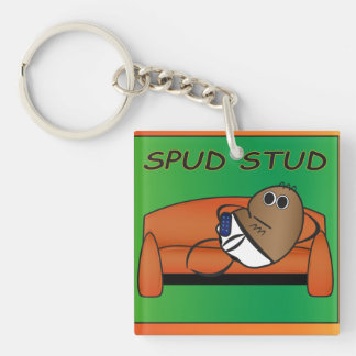Spud Stud Key Chain