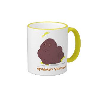 Spudman Yeehaw mug