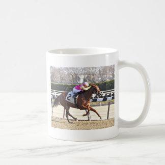 Spun Copper Coffee Mug