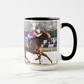 Spun Copper Mug