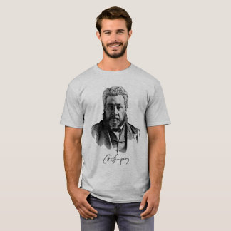Spurgeon's Portrait T-Shirt