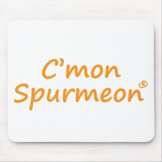 Spurmeon C'mmon Mouse Pad