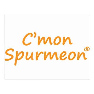 Spurmeon C'mmon Postcard