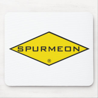 Spurmeon diamond unique motivational design mouse pad