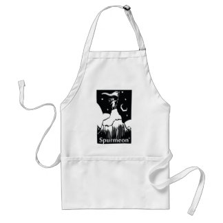 Spurmeon girl standard apron